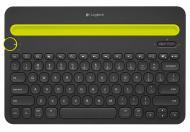 ���������� Logitech Bluetooth Multi-Device Keyboard K480 (920-006368)
