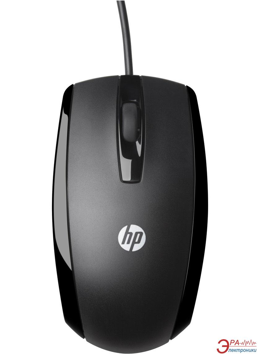 Мышь HP Mouse X500 (E5E76AA) Black