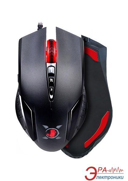 Игровая мышь A4 Tech V5M Bloody Black