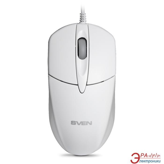 Мышь SVEN RX-112 White
