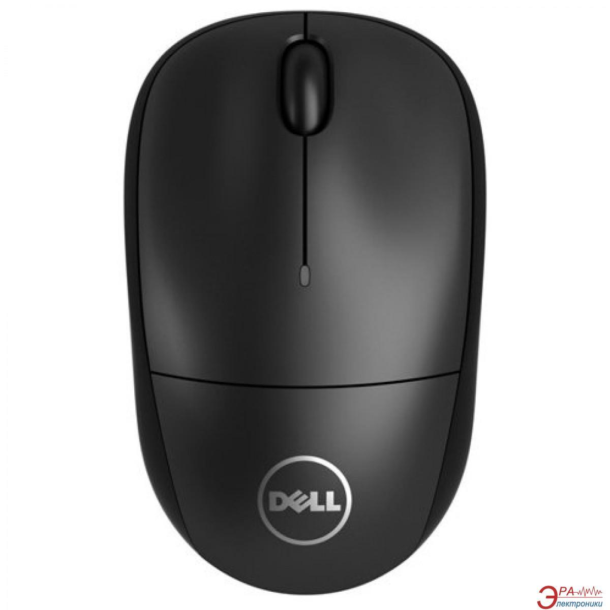Мышь Dell WM123 Wireless Optical (570-11496) Black