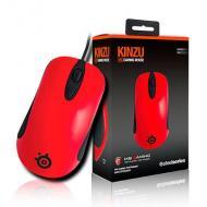 Игровая мышь SteelSeries Kinzu V3 (62313) Red