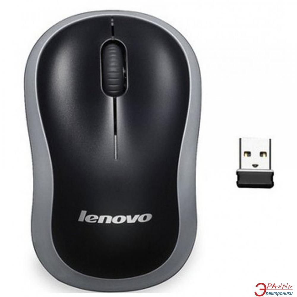 Мышь Lenovo N1901 (888013314) Grey
