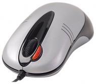 Мышь A4 Tech OP-50D Silver