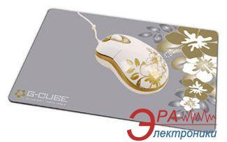Мышь A4 Tech G-Cube GMLA-206SR (Sunrise) Golden