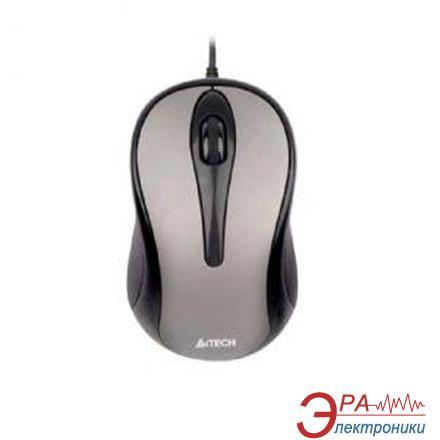 Мышь A4 Tech Q3-350 Grey