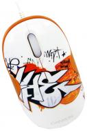 Мышь Canyon CNR-MSD03B USB Graffiti