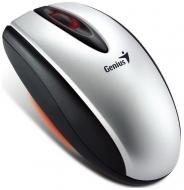 Мышь Genius Mini Navigator WL (31030533101) Silver\Black