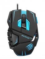 ������� ���� MadCatz M.M.O. TE Gaming Mouse (MCB437140002/04/1) Black\Blue