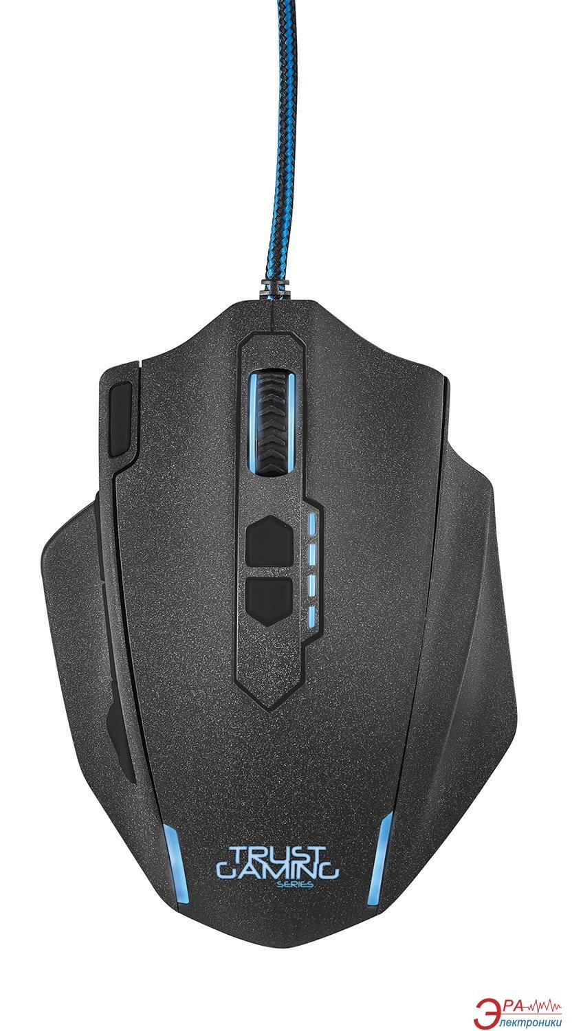 Игровая мышь Trust GXT 155 Gaming Mouse (20411) Black