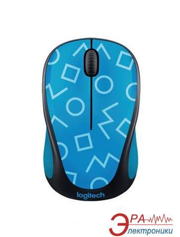 Мышь Logitech M238 Geo (910-004782) Blue