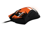 Игровая мышь Razer Death Adder World of Tanks (RZ01-00840400-R3M1) Black\Orange