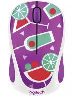 Мышь Logitech M238 Coctail WL (910-004784) Purple