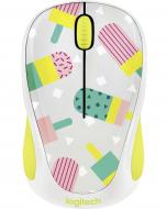 Мышь Logitech M238 Popsicles WL (910-004708) Yellow