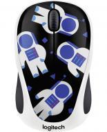 Мышь Logitech M238 Spaceman WL (910-004716) Black