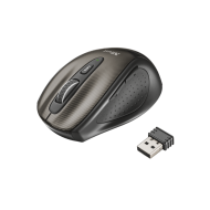 Мышь Trust Kerb Compact Wireless Laser Mouse (20783) Black\Brown