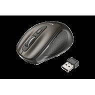 Мышь Trust Kerb Compact Wireless Laser Mouse (20783) Black\Brown