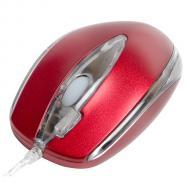 Мышь A4 Tech OP-3DM-1 Red
