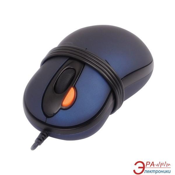 Мышь A4 Tech X5-6AK Blue