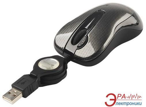 Мышь A4 Tech X6-60MD-2 Glossy Black