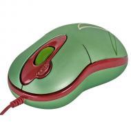 Мышь A4 Tech G-Cube GOE-6DE Green