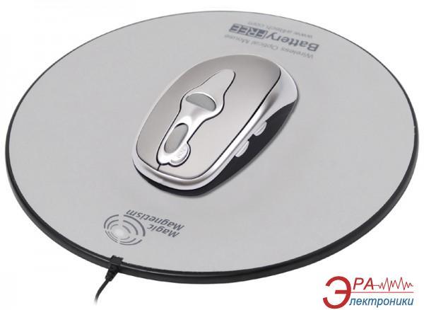 Мышь A4 Tech NB75D Silver