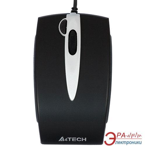 Мышь A4 Tech K4-59MD Black
