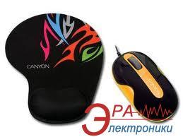 Мышь Canyon CNR-MSPACK6 Black\Orange