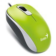 Мышь Genius DX-110 (31010116105) Green