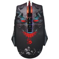 Игровая мышь A4Tech P85 Bloody Skull Black
