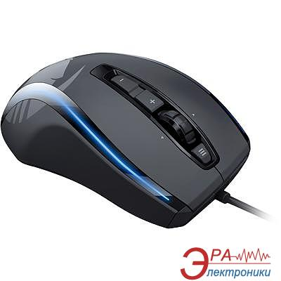 Игровая мышь Roccat Kone+ Max Customization (ROC-11-800) Black