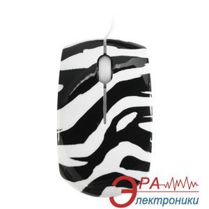 Мышь Lapara MS-920 Black\White Zebra