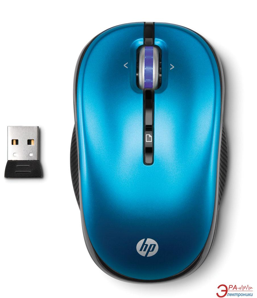Мышь HP Optical Wireless Ocean Drive (XP358AA)