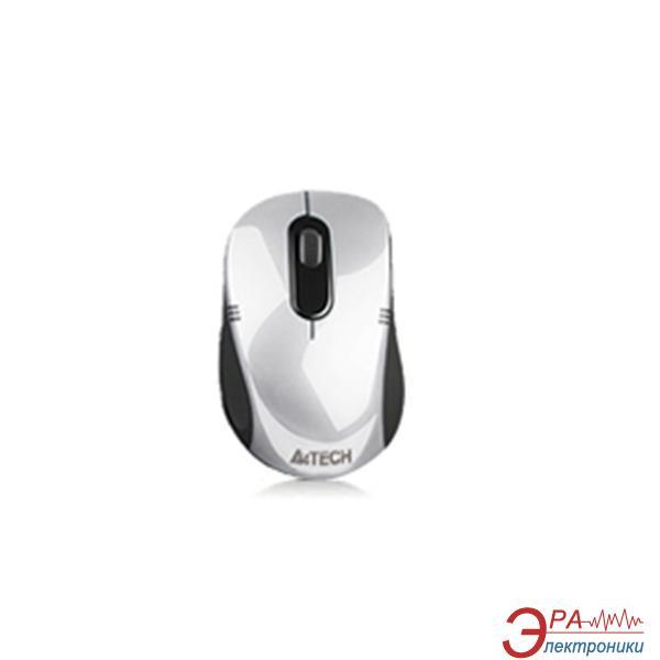 Мышь A4 Tech G9-630-6 (A4-G9-630-6) Silver