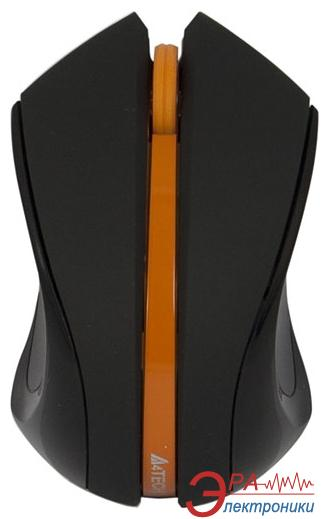 Мышь A4 Tech G9-310-4 (A4-G9-310-4) Black\Orange