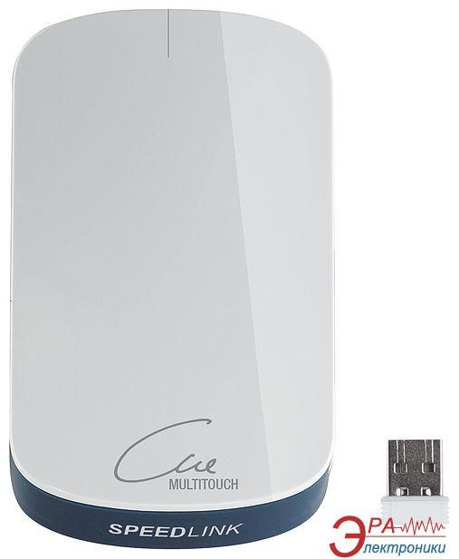 Мышь Speed Link CUE Wireless Multitouch (SL-6345-SWT) White