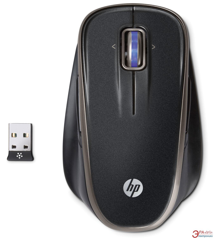 Мышь HP Comfort (XA965AA) Black