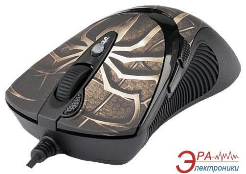 Игровая мышь A4 Tech XL-747H USB Black