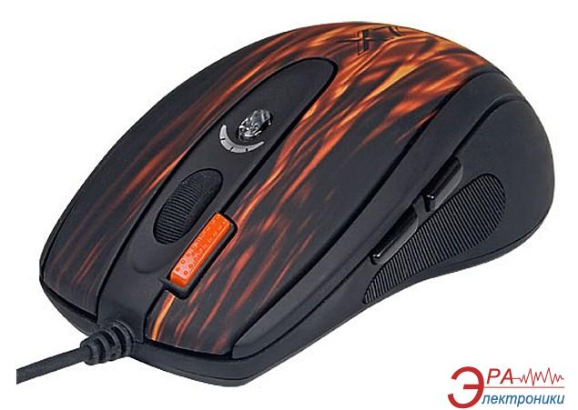 Игровая мышь A4 Tech XL-750BK USB Red