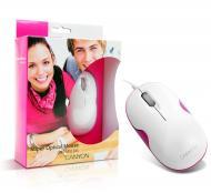 Мышь Canyon CNR-MSD03 Pink