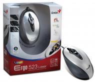 ���� Genius Ergo 523 Laser USB (31010073101) Black\Silver