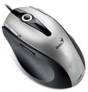 Мышь Genius Ergo T555 Laser USB (31010078101) Black\Silver