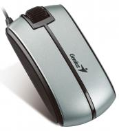 Мышь Genius Micro Traveler 330 (31010118101) Silver