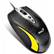 Мышь Genius Navigator 335 Laser USB (31011341101) Black\Yellow