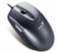 Мышь Genius NetScroll T355 Laser USB (31010079101) Silver