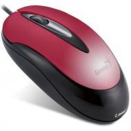 Мышь Genius Traveler 100V (31011451101) Red