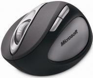 Мышь Microsoft Wireless Laser Natural 6000 OEM (72Q-00004) Black