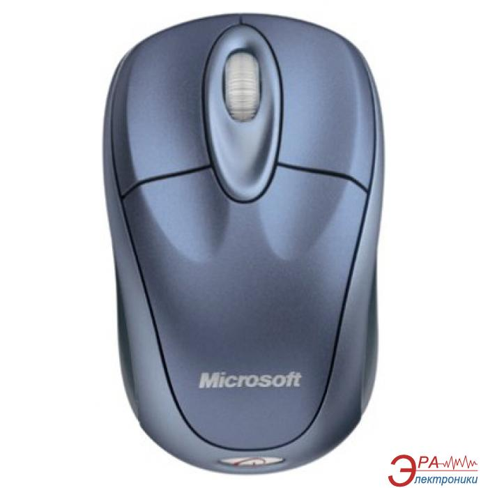 Мышь Microsoft Wireless Notebook Optical 3000 sco cone Ru Ret (62Z-00028) Blue