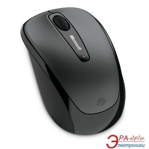Мышь Microsoft WL Mobile Mouse 3500 Mac/ Win USB For Business (5RH-00001) Black