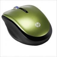 Мышь HP 2.4GHz Wireless Optical (XP359AA) Green